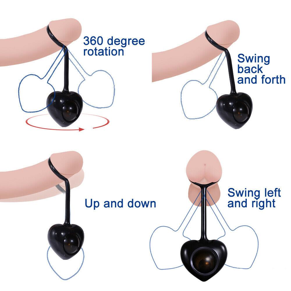 Ball Trainer Weight Penis Stretcher Hanger Extender