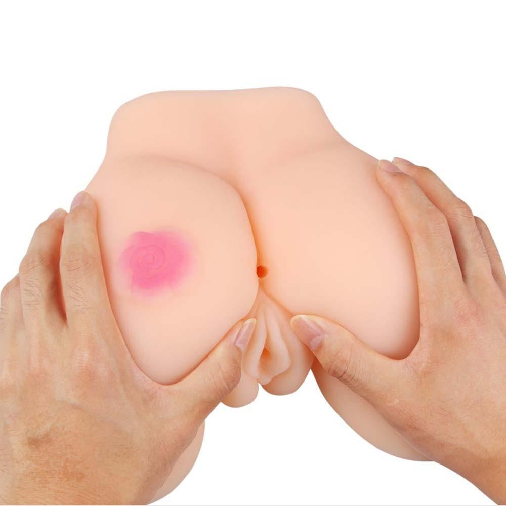 Male Masturbator Lifelike Vagina Realistic Butts