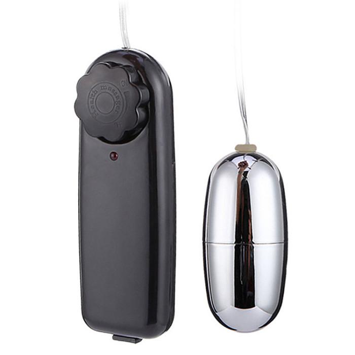Vibrating Love Egg G-spot Massager Vibrator Dildo For Couple