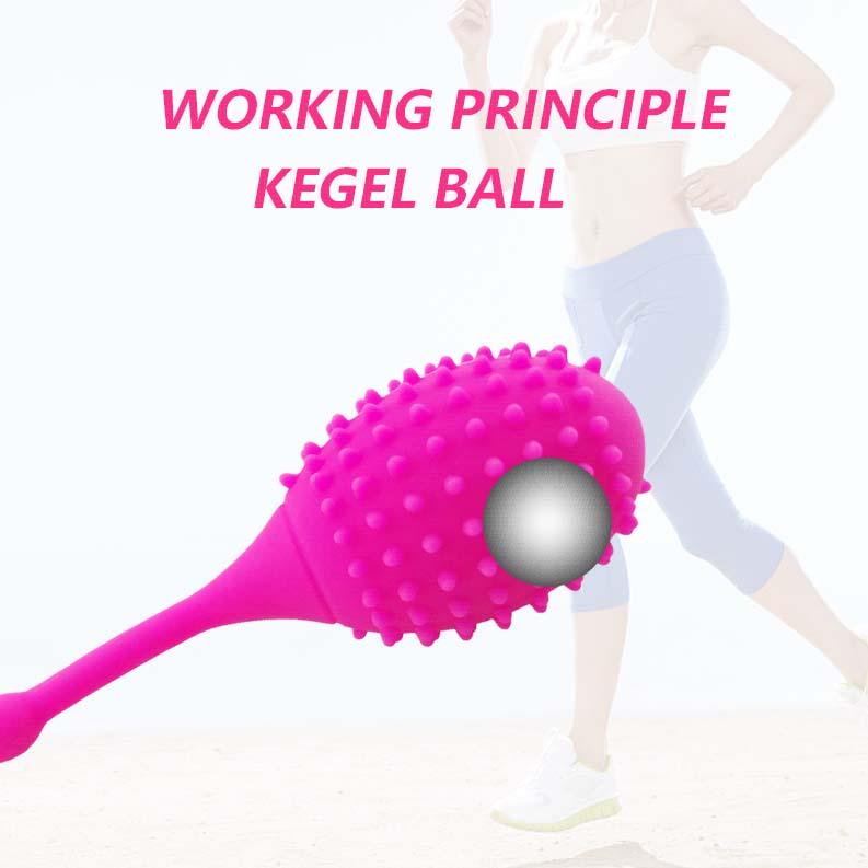 Ben Wa Pelvic Smart Kegal Balls Vaginal