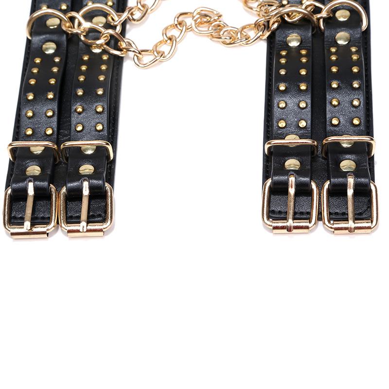 Handcuffs Set Ankle Adult Fantasy Cuffs