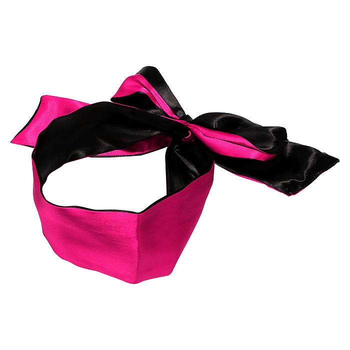 Eye Patch Mask Ribbon Bondage BDSM Flirt