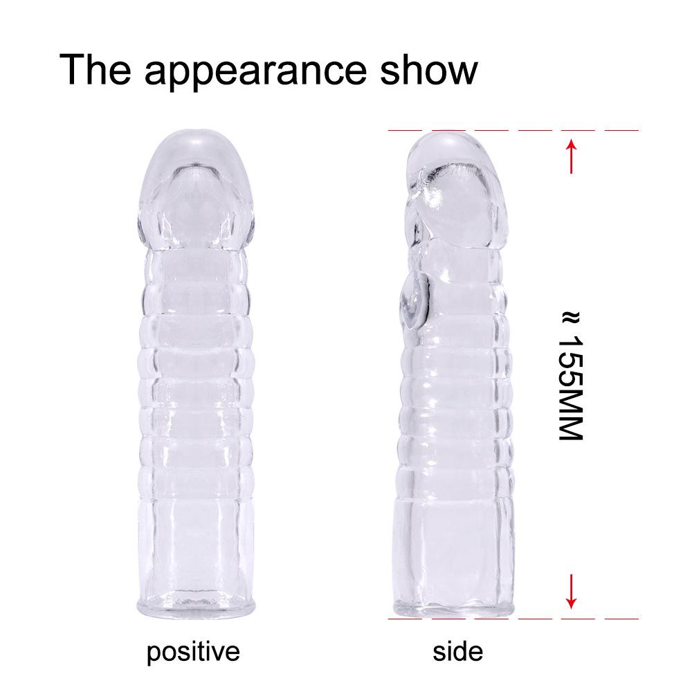 Condom Extender Enhancing Delay