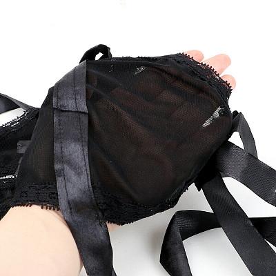 Sexy Lingerie Lace Babydoll G-String Thong Underwear Nightwear Women