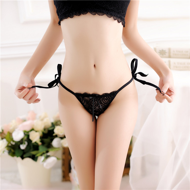 Sexy Buttocks T-back Panties women