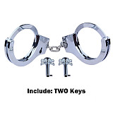 Bondage Tied Sex Metal Handcuffs