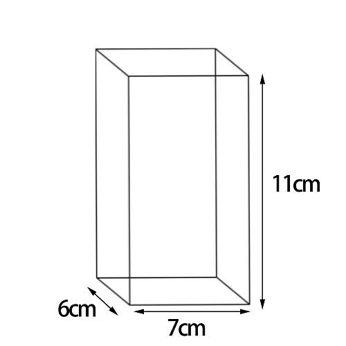 Customized 7cm*6cm*11cm packaging