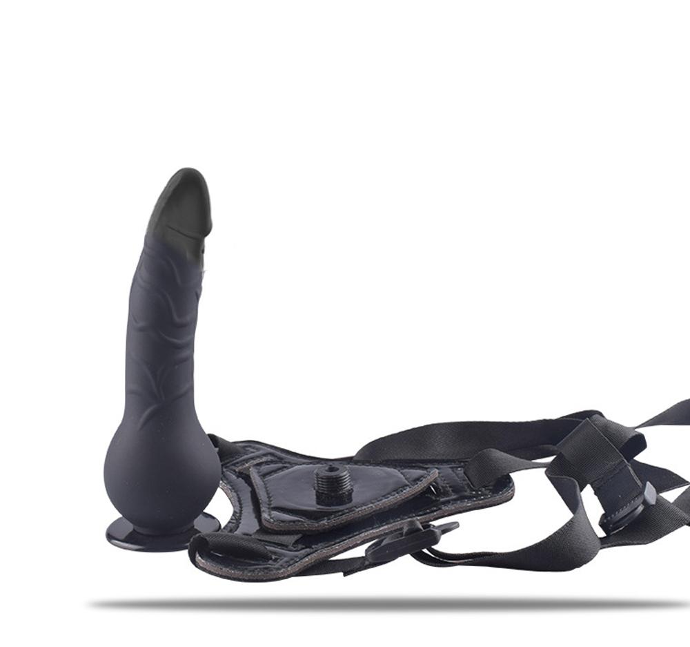 Fantasy Unisex Strap-On Vibe in Black