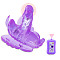 Wireless Remote Control Wearable Butterfly Vibrator Dildo