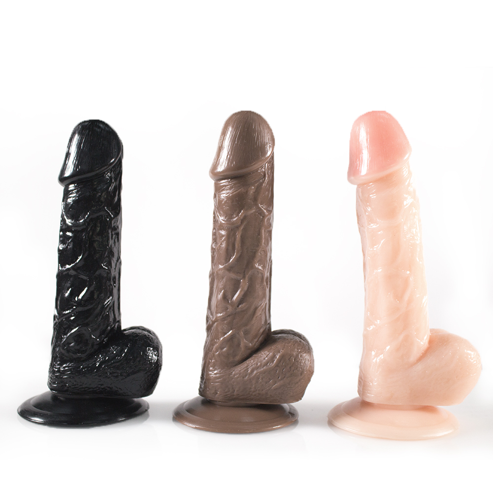 Realistic Dildo With CE Certification