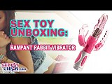 Rampant Rabbit Vibrator With Vibrating