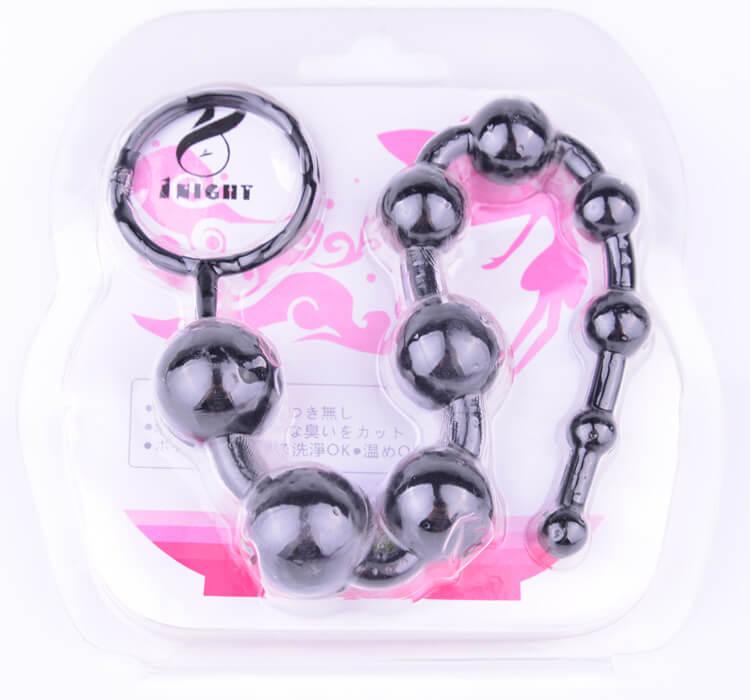 10 Beads Anal Plugs