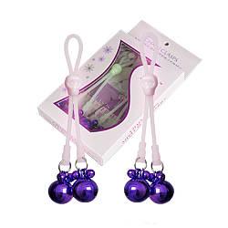 Luminous Rope Nipple Clamps