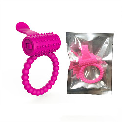 Vibrating Delay Ring Penis Ring Cock Ring