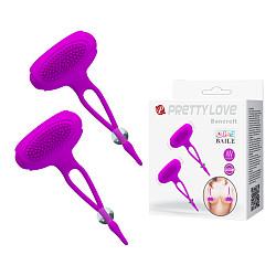 Vibrating Silicone Bullet Nipple toys