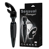 Multi-Speed Vibrator In Black