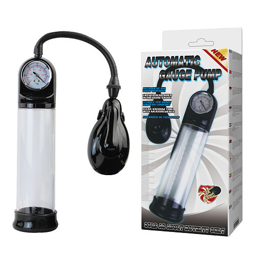 Penis Pump With Automatic Air Pump Machine