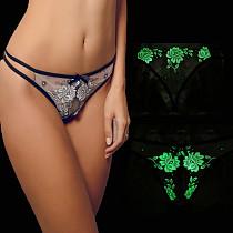 Luminous sexy panties