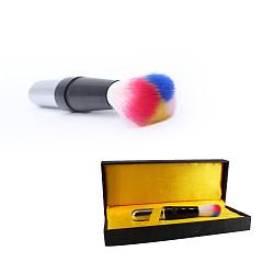 Vibrating Makeup Brush Soft Brush Clitoris Vibrator