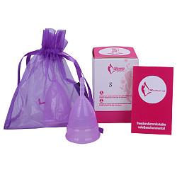Reusable Menstrual Cup Feminine Hygiene Period Cup