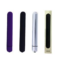10 Speed Vibrating Anal Vibrator G-Spot Bullet Vibrator