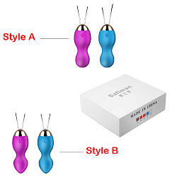 Vaginal Balls Wireless Remote Control Vibrator