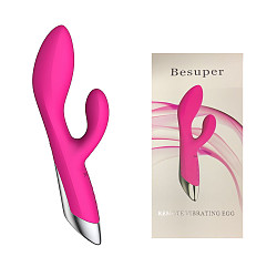 Vibrating Powerful 8 Speed Rampant Rabbit Vibrator