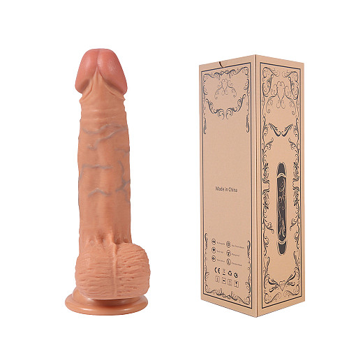 Big Inch Realistic Dildo With Suction Cup Large Real Feel