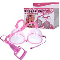 Breast Pump Sucking Nipple Massager