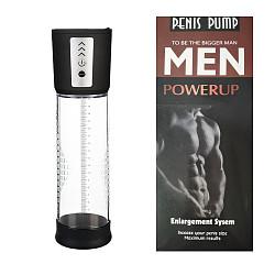 Penis Pump-Run On Battery