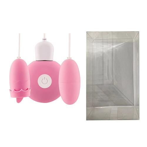 Vibrating Love Egg 20 Speed Tongue Vibrator Dildo Clitoral Stimulator