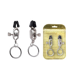 Adjustable Nipple Clamps Metal Nipple Stimulator