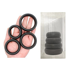 Silicone Penis Ring Delay Aid Cock Ring