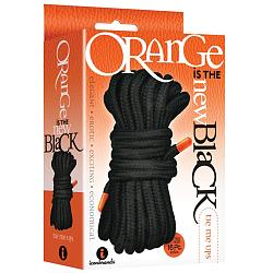 The 9's Orange Is the New Black Tie Me Ups Bondage