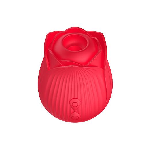 MINI Rose Sucking Teaser Vibrator