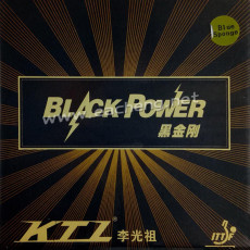 KTL BLACKPOWER Blue Sponge version Professional
