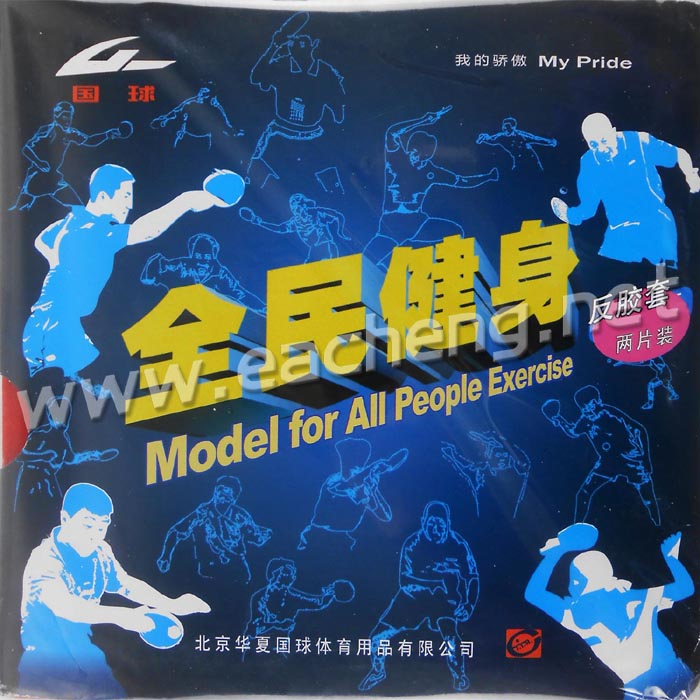 GuoQiu Model for All People Exercise 2 pair