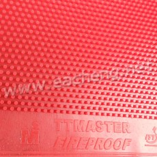 TTMASTER FIREPROOF (OX, NO ITTF)