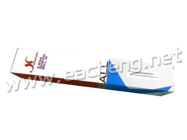XUSHAOFA Table Tennis Ball 3-Star 40+, white
