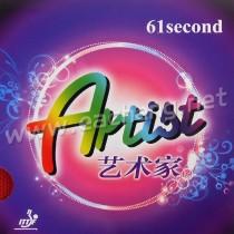 61second Artist Topsheet