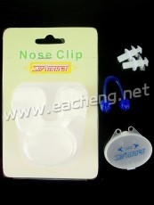 Swimmer Nose Clip and Ear Plugs