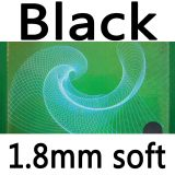 black 1.8mm soft