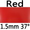 red 1.5mm 37°