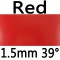 red 1.5mm 39°