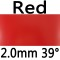 red 2.0mm 39°
