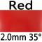 red 2.0mm 35°