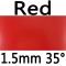red 1.5mm 35°