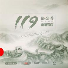 Kokutaku 119 Topsheet