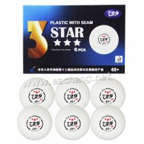 729 3Star 40+ Table Tennis Ball