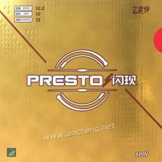 729 PRESTO SPIN